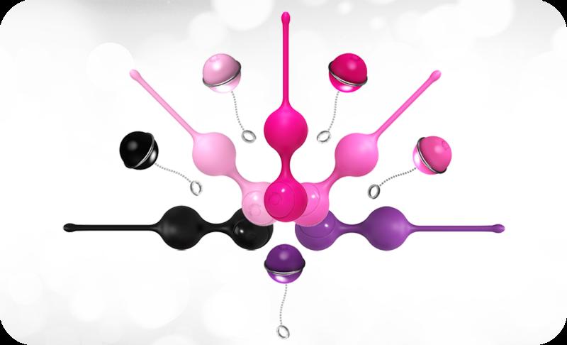bolas chinas rosas control remoto ejercicios kegel medicinales sexshop online